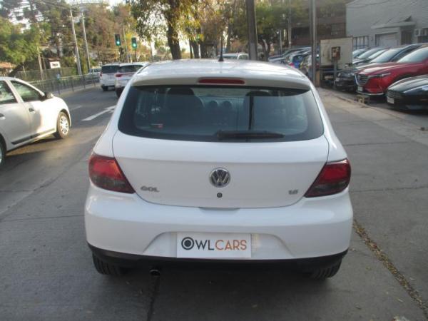 Volkswagen Gol G5 Trendline 1.6 año 2013