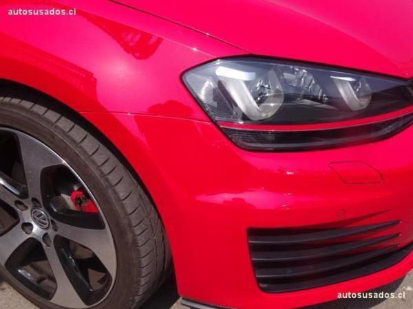 Volkswagen Gol GTI año 2015
