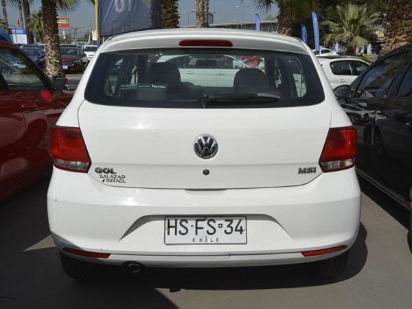 Volkswagen Gol GOL 1.6 año 2016