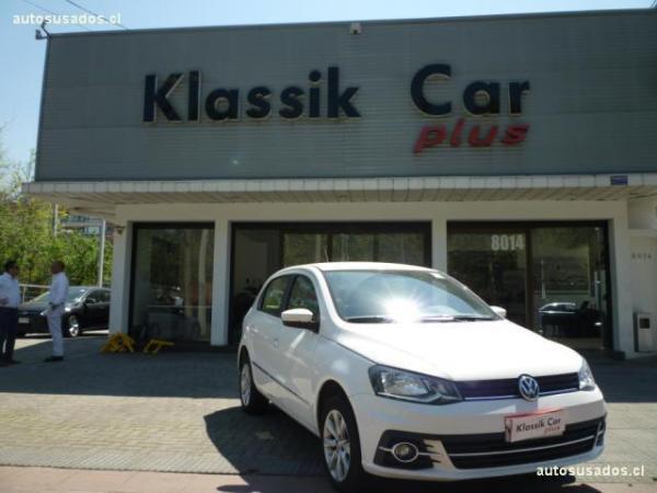 Volkswagen Gol 1.6 año 2017