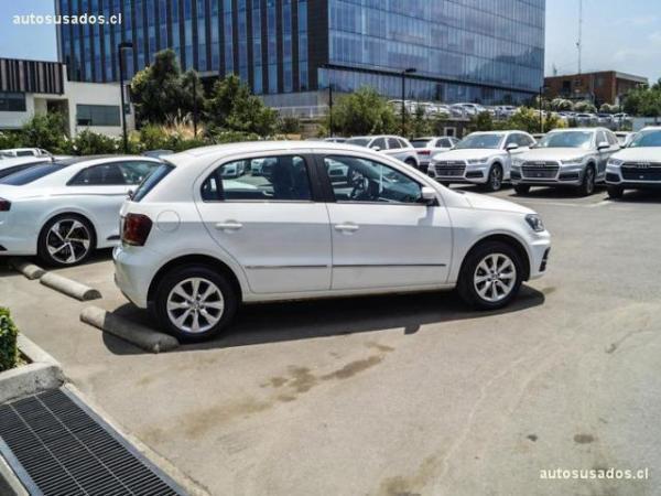Volkswagen Gol 1.6 TRENDLINE año 2018