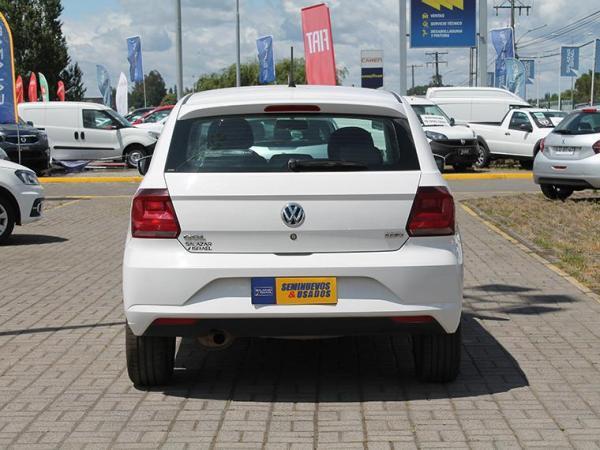 Volkswagen Gol GOL 1600 Gasolina 5P Auto año 2018