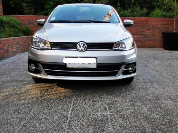 Volkswagen Gol GOL TRENDLINE 1.6 año 2018