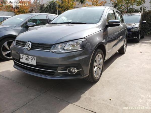 Volkswagen Gol TRENDLINE 1.6 MT año 2019