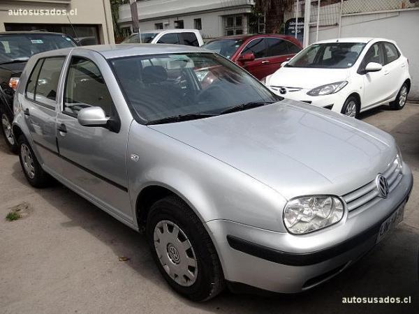 Volkswagen Golf  año 2001