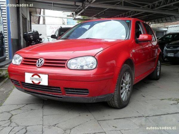 Volkswagen Golf 2.0 año 2007