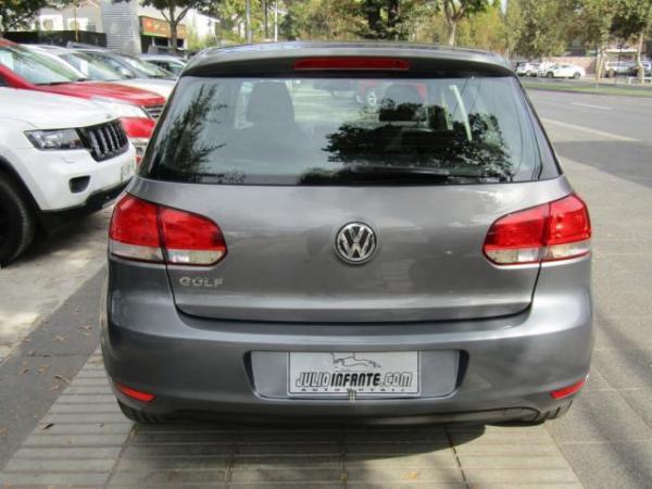 Volkswagen Golf A6 1.6 año 2011