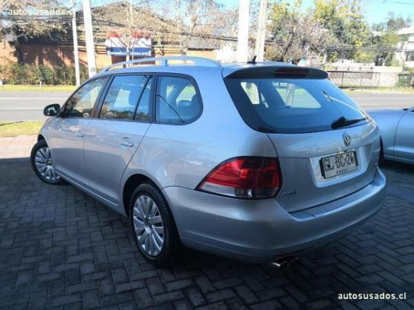 Volkswagen Golf TSI 1.4 año 2013