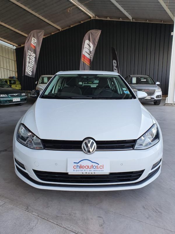 Volkswagen Golf 1.6 HB MT año 2015