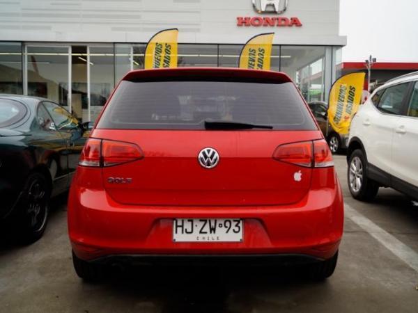 Volkswagen Golf Golf Hb 1.6 año 2015