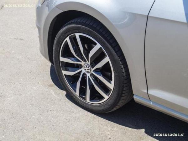 Volkswagen Golf 1.4 HB año 2015