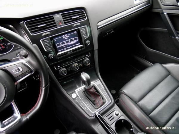 Volkswagen Golf GTI 2.0 año 2015