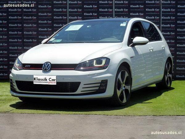 Volkswagen Golf GOLF 2.0 GTI TURBO año 2016