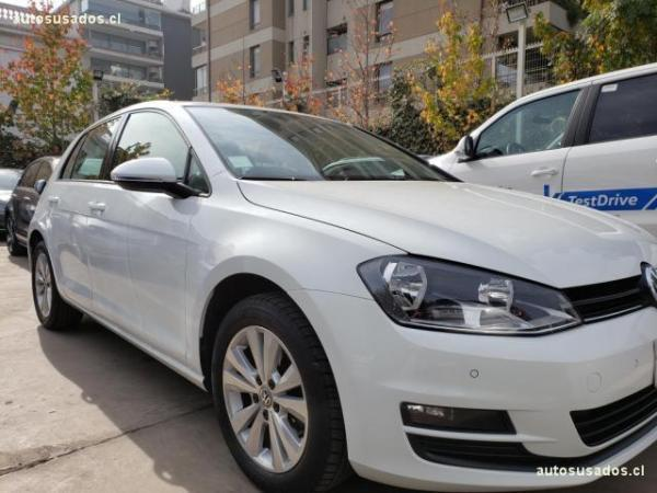 Volkswagen Golf A7 1.6 MT año 2016