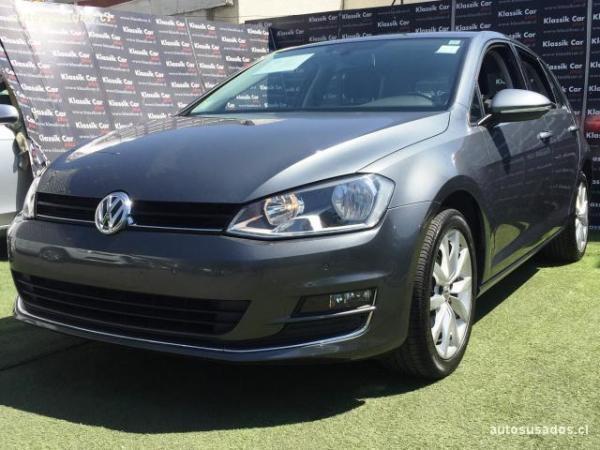 Volkswagen Golf gl año 2016