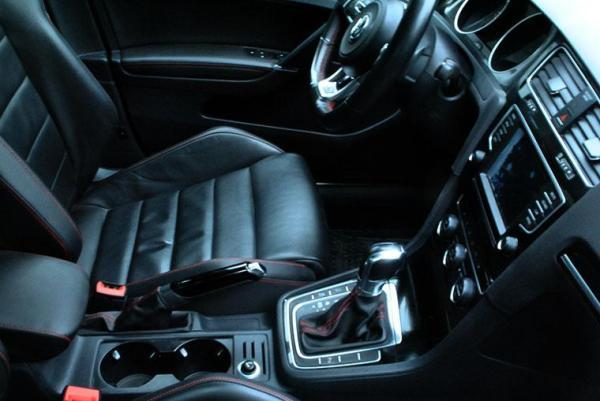 Volkswagen Golf A6 GTI año 2016