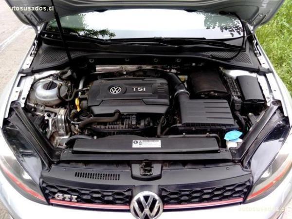 Volkswagen Golf GTI 2.0 año 2017