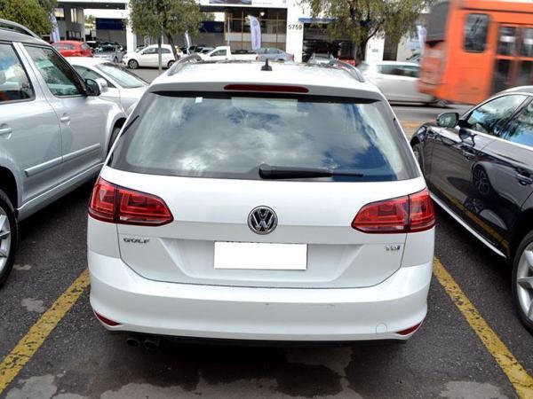 Volkswagen Golf VARIANT HIGHLINE 2.0 TDI año 2017