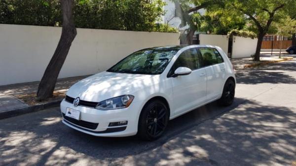Volkswagen Golf TDI año 2017