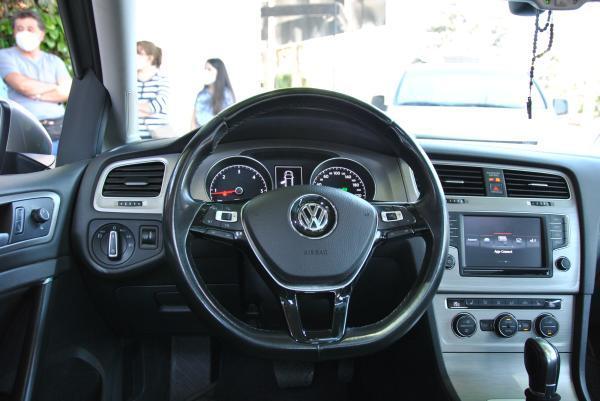 Volkswagen Golf Variant Hightline TDI año 2017