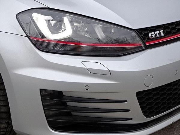 Volkswagen Golf GTI año 2017