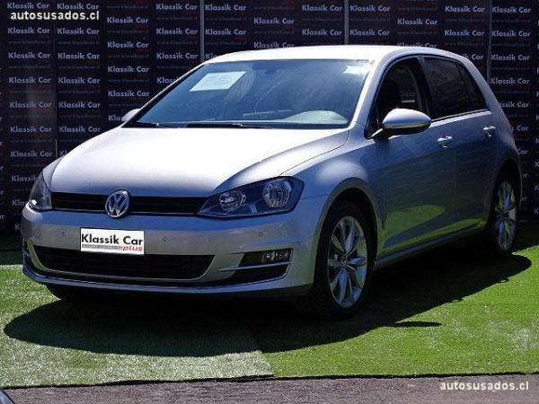 Volkswagen Golf HB 1.4 año 2017