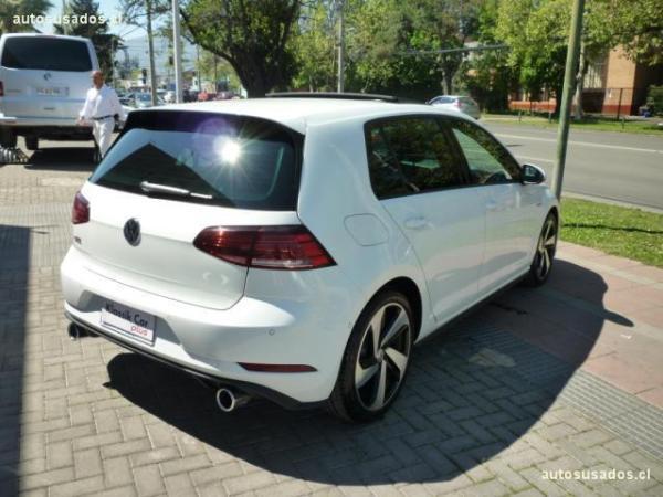 Volkswagen Golf GTI 2.0T año 2018
