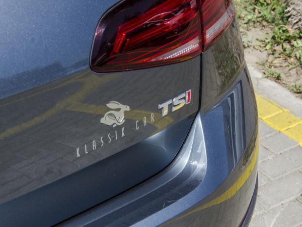 Volkswagen Golf TSI año 2018