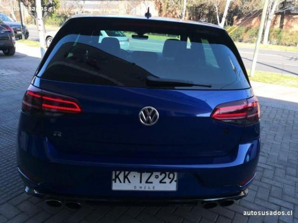 Volkswagen Golf NEW GOLF R 2.0 AT 310 HP año 2018