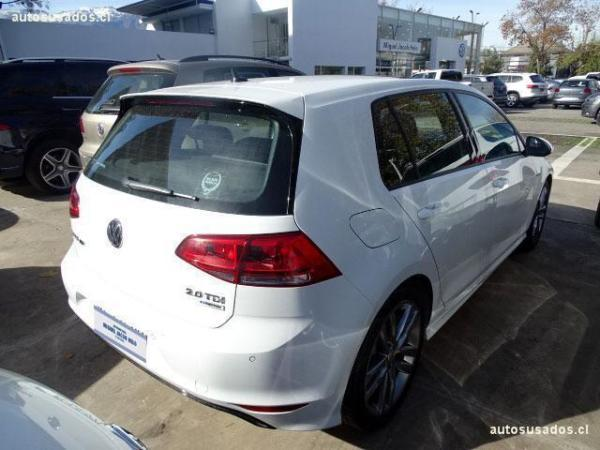 Volkswagen Golf R-LINE TDI 2.0 AT año 2019