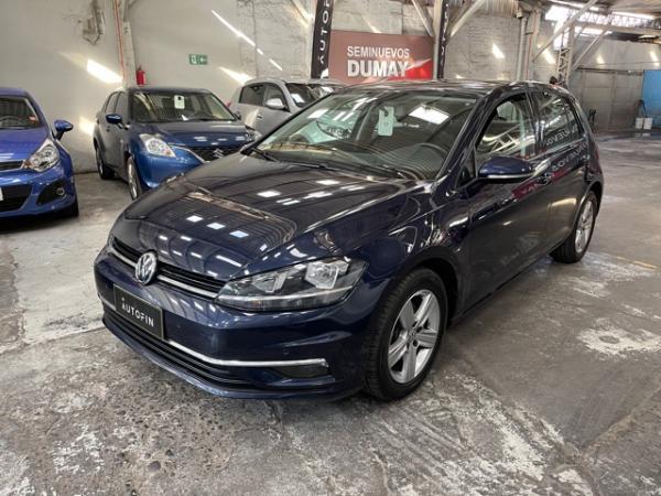 Volkswagen Golf CONFORTLINE año 2019
