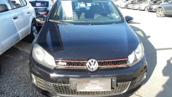 Volkswagen Gti  año 2013