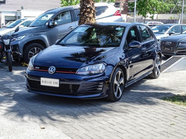 Volkswagen Gti AT año 2017