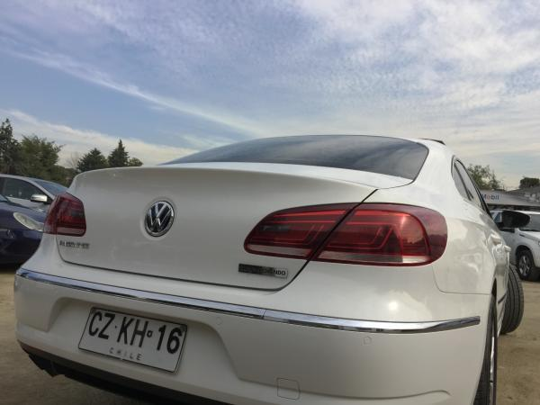 Volkswagen Passat 2.0 CC TSI AT año 2013
