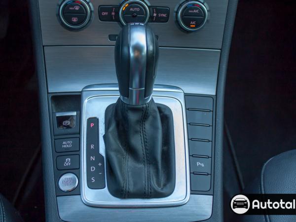 Volkswagen Passat  año 2015
