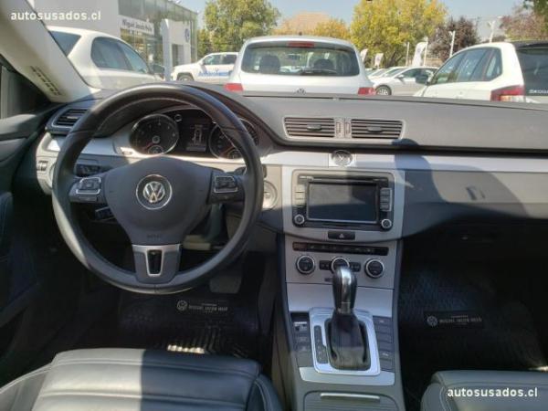 Volkswagen Passat CC 2.0 LUXURY año 2015