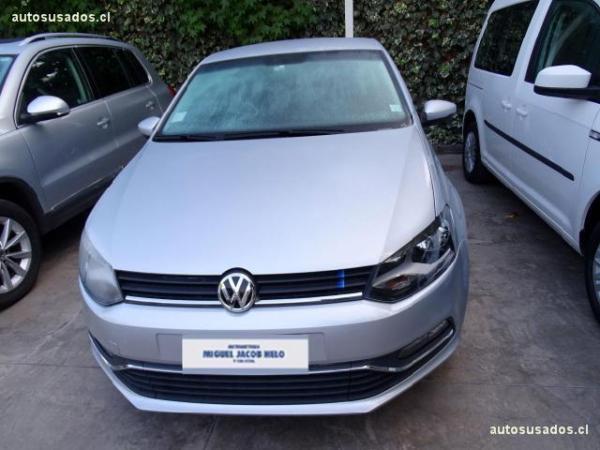 Volkswagen Polo HIGHLINE 1.6 MT año 2016