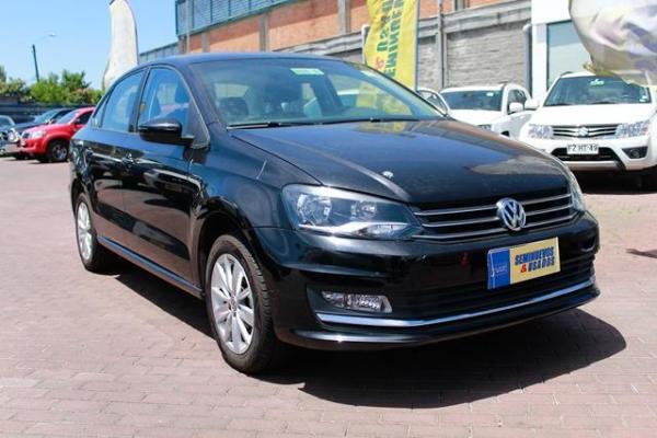 Volkswagen Polo POLO NB 1.6 MT5 HIGHLINE año 2016