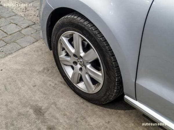Volkswagen Polo 1.6 HIGHLINE HB AT6 año 2017