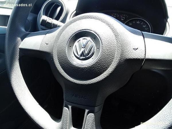 Volkswagen Saveiro  año 2014