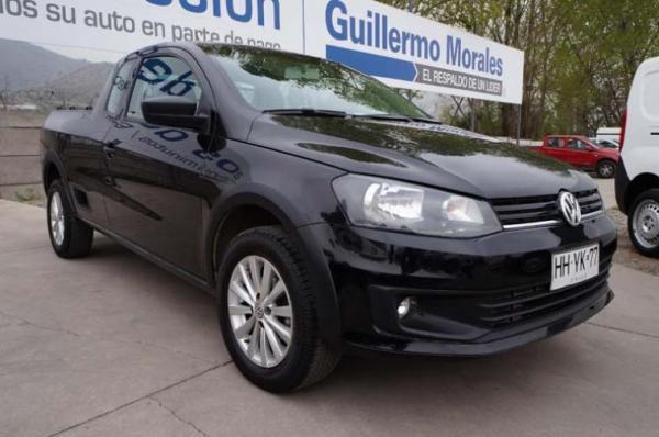 Volkswagen Saveiro 1.6 año 2015