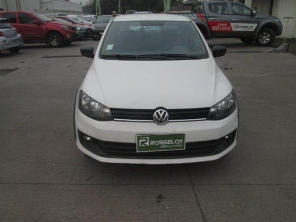 Volkswagen Saveiro C/EXT 1.6 año 2015