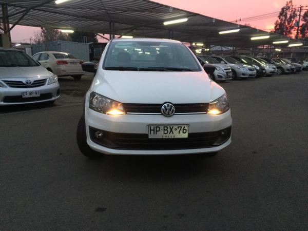 Volkswagen Saveiro SAVEIRO año 2016