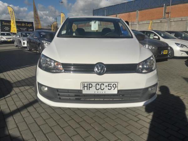 Volkswagen Saveiro Saveiro 1.6 año 2016