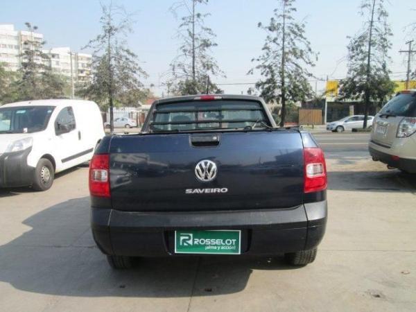 Volkswagen Saveiro C/EXT 1.6 año 2016