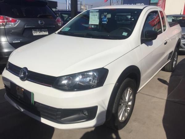 Volkswagen Saveiro 1.6 MT año 2016