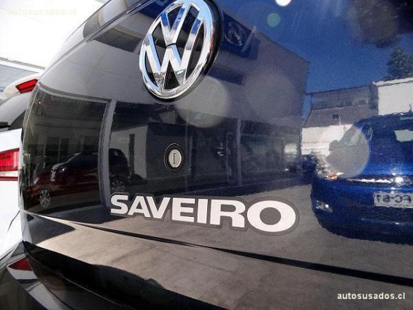 Volkswagen Saveiro PICK UP 1.6 año 2017
