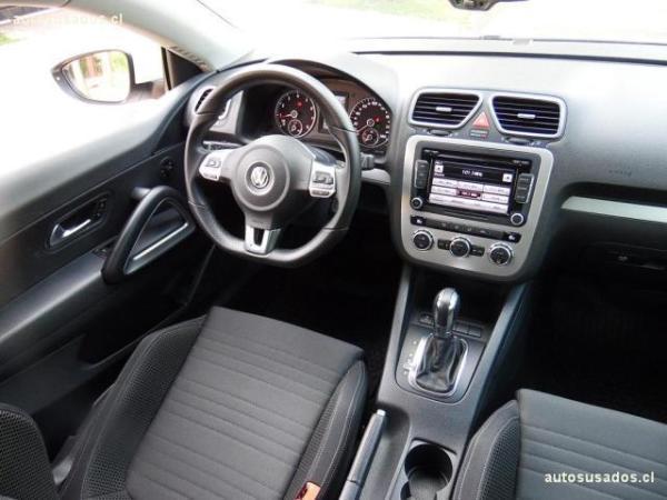 Volkswagen Scirocco STI 1.4 año 2015
