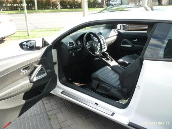 Volkswagen Scirocco 2.0 T año 2015