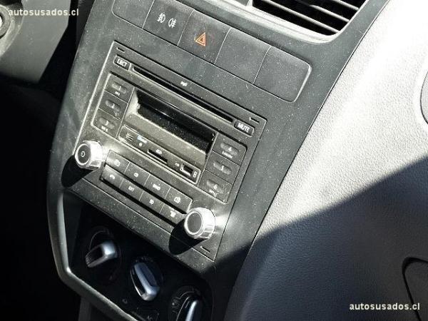 Volkswagen Suran HIGHLINE año 2012